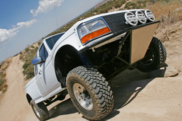 Ford F-150 4WD